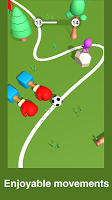 Screenshot 4: 趣味足球