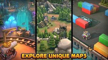 Screenshot 4: Pico Tanks: Multiplayer Mayhem