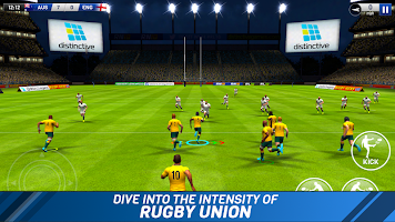 Screenshot 1: Rugby Nations 18