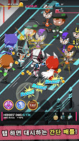 Screenshot 2: Dash Heroes -대시 히어로즈-