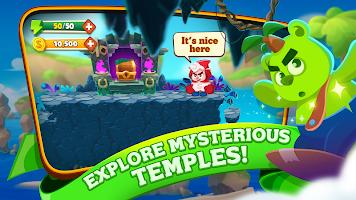 Screenshot 3: Sheepong : Match-3 Adventure