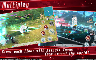Screenshot 4: Sword Art Online: Integral Factor | Global