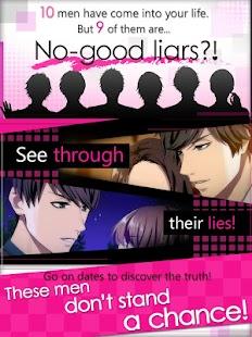 質疑:說謊的男人是誰?- 英文版
