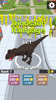 Screenshot 1: Dinosaur Rampage