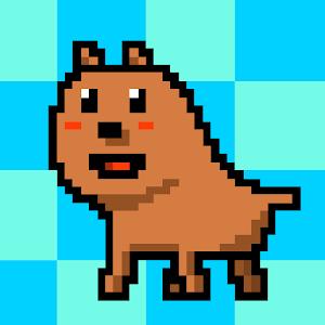 Icon: 나는 개가 되었다 : 강아지 육성 RPG 게임