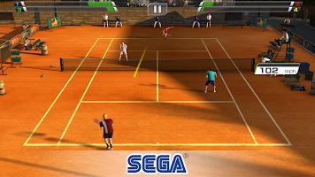 Screenshot 3: 虛擬網球