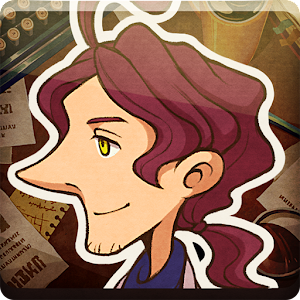 Icon: LAYTON BROTHERS MYSTERY ROOM | Japanese
