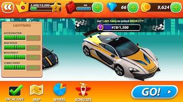 Screenshot 1: 極限賽車