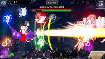 Screenshot 4: Spirit Saga: Eggplant Escapade(Global)