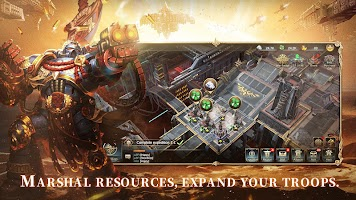 Screenshot 4: Warhammer 40,000: Lost Crusade