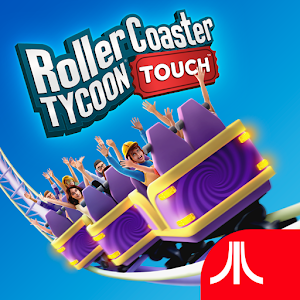 Icon: RollerCoaster Tycoon® Touch™