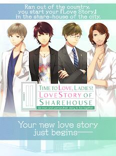 來戀愛吧女孩◆合租公寓愛情故事 英文版