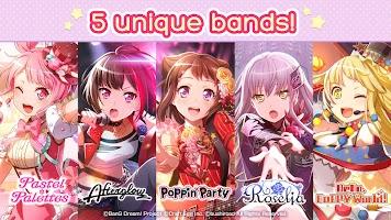 Screenshot 4: BanG Dream! Girls Band Party! (English)
