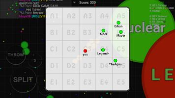 Screenshot 4: Blob io - Divide and conquer