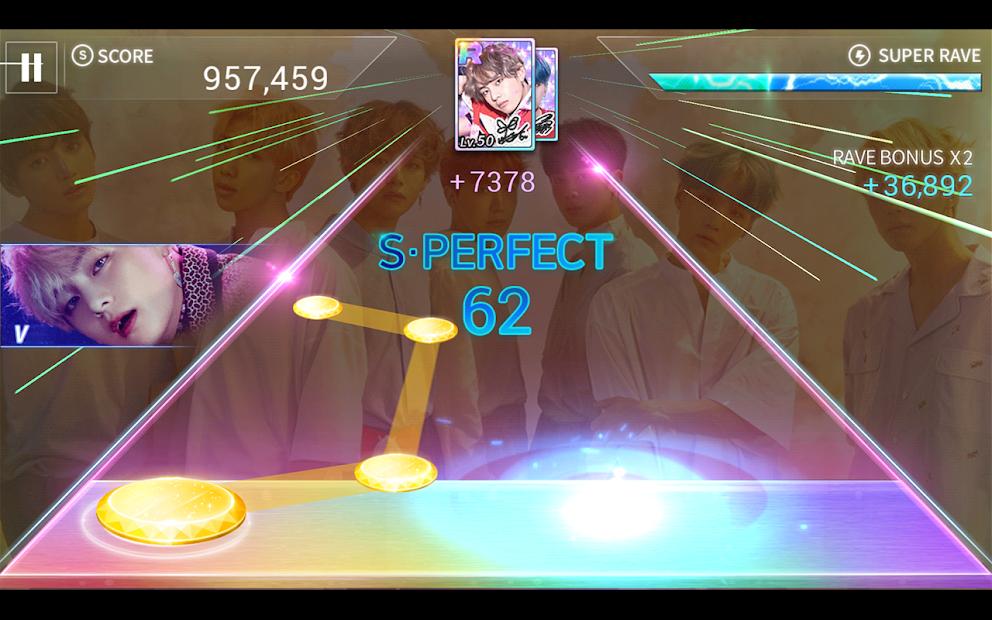 SUPERSTAR BTS - JP