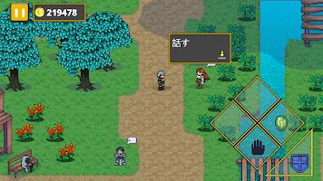 Screenshot 4: ダンジョン探索アクションRPG 迷宮伝説