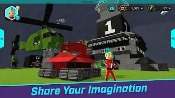 Screenshot 3: QUIRK - Craft, Build & Play