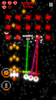 Screenshot 4: Arcadium - Classic Arcade Space Shooter