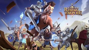 Screenshot 1: Legend: Rising Empire | 글로벌버전
