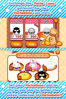 Screenshot 3: Hello Kitty Basket Catch