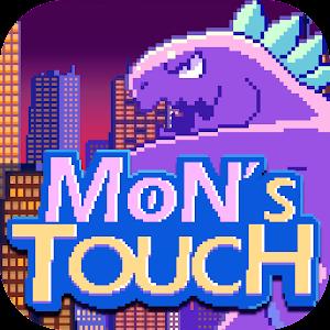 Icon: 몬스터치 - 픽셀 아케이드 게임