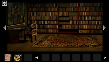 Screenshot 1: Forgotten Hill Disillusion: The Library