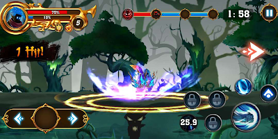Screenshot 2: 火柴人之影:戰士之神