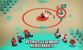 Screenshot 4: 觸控戰爭