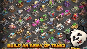 Screenshot 3: Pico Tanks: Multiplayer Mayhem