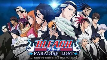 Screenshot 1: LINE BLEACH -PARADISE LOST-