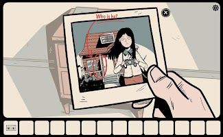 Screenshot 2: 窗裡的女孩