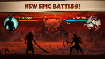 Screenshot 1: Shadow Fight 2