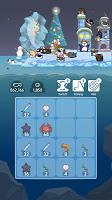 Screenshot 1: ペンギン島のパズル
