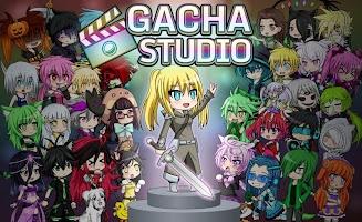 Screenshot 1: Gacha Studio (Anime Dress Up)