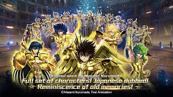 Screenshot 2: Saint Seiya: Galaxy Spirits | SEA