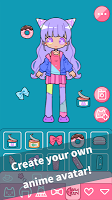 Screenshot 3: Cute Girl Avatar Maker