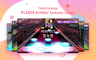 Screenshot 3: SuperStar PLEDIS