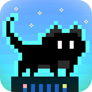 Icon: Cat City — Geometry Jump