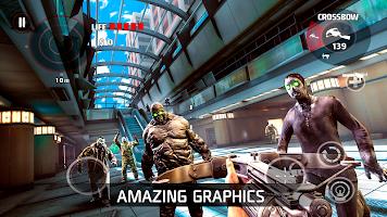 Screenshot 4: DEAD TRIGGER - Offline Zombie Shooter