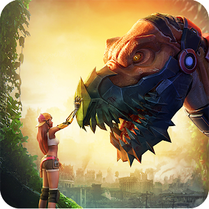 Icon: Dino War: Rise of Beasts