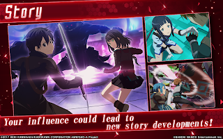 Screenshot 3: Sword Art Online: Integral Factor (Global)