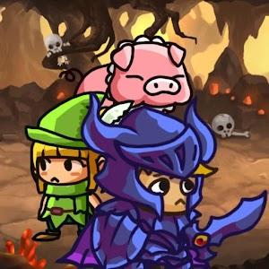Icon: 豬城物語