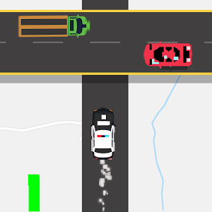 Icon: Car Run Racing Fun Game - traffic car