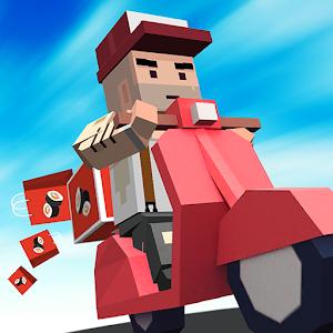 Icon: 摩托快遞