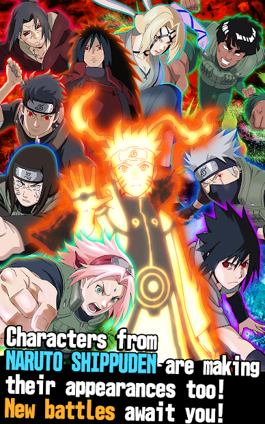 Download] Naruto Shippuden: Ultimate Blazing (English) - QooApp Game