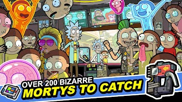Screenshot 4: Pocket Mortys