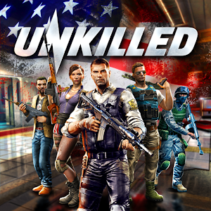 Icon: 全境危機:都市生存射擊遊戲