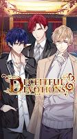 Screenshot 1: Deceitful Devotions : Romance Otome Game