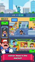 Screenshot 3: Idle Market