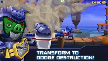 Screenshot 4: Angry Birds Transformers